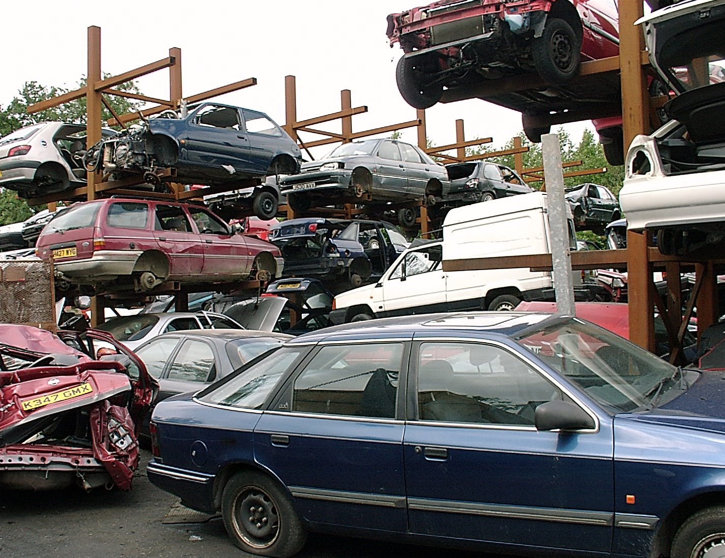 Fantastic Local Car Scrappers Contemporary - Classic Cars Ideas ...