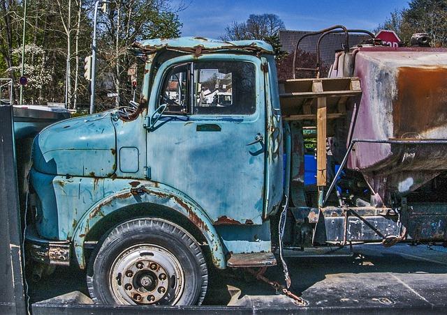Truck Wreckers Sydney